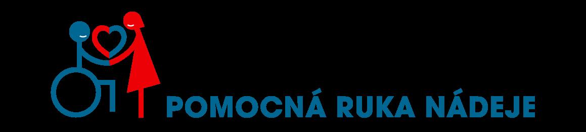 Pomocná ruka nádeje Logo
