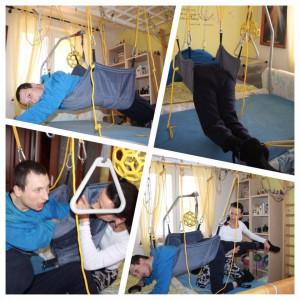 Rehabilitácia pacienta v bdelej kome